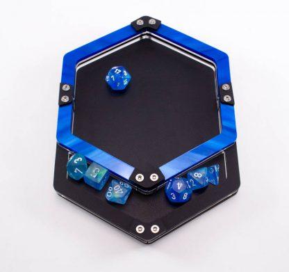 Executive Single Pocket in Blue