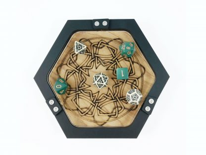 Celtic Dice Tray