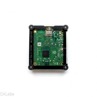Zebra case for Raspberry Pi 3 A+