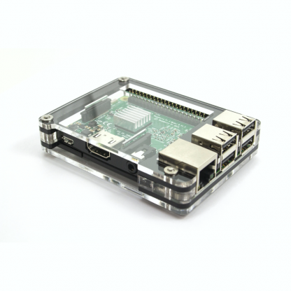 Zebra Slim Case for Raspberry Pi