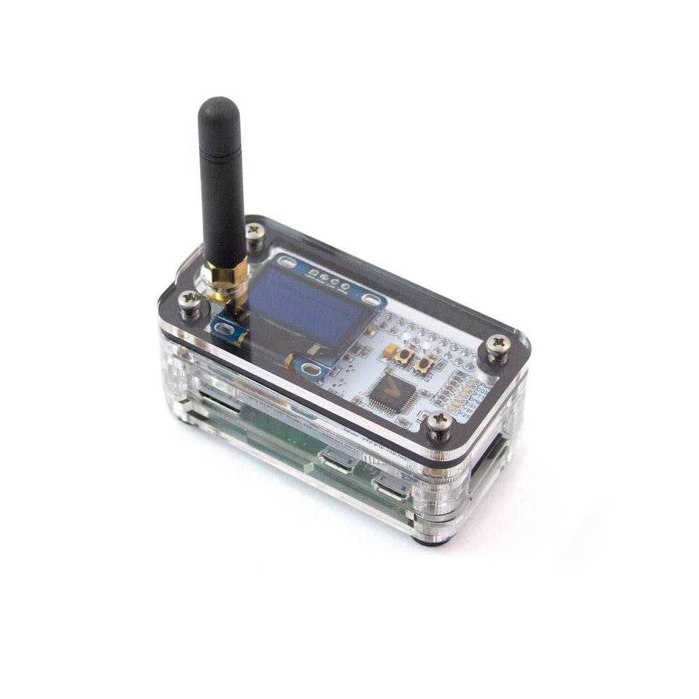 ZRZ-1S case for Raspberry Pi Zero/Zero W & ZUMspot