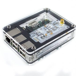 ZRPi-1 case for Raspberry Pi 3 B+ and ZUMspot