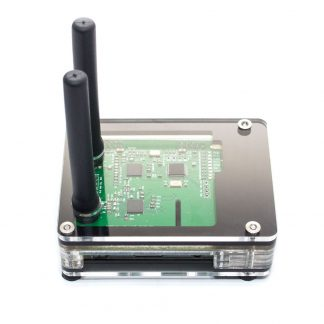 DRPi-1 case for Raspberry Pi 3 B+ & Duplex MMDVM v1.0