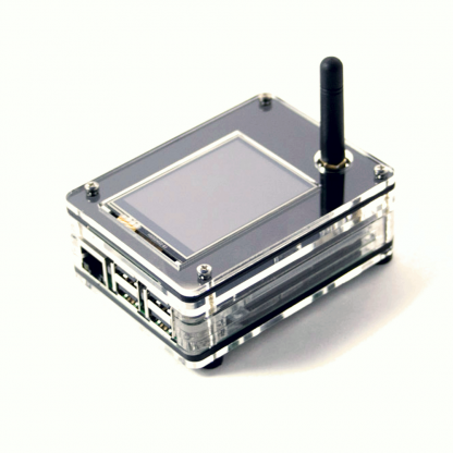 Zum Pi3 Nextion Screen Case