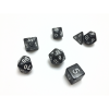 Set of 7 Multi-sided Dice