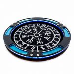 Norse Compass Dice Tray