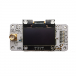"ZUMspot with attached 1.3"" OLED"