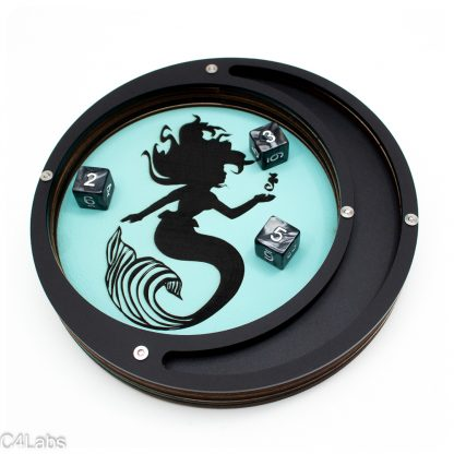 Eclipse Dice Tray - Mermaid