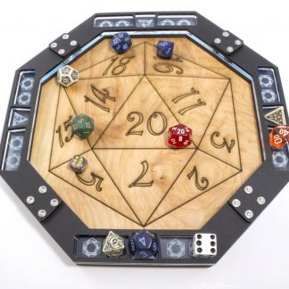Octagon Trays 10""