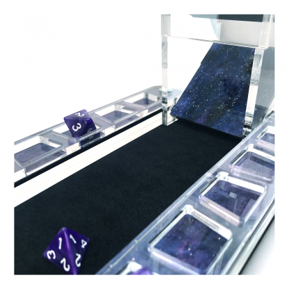 Deluxe dice tray