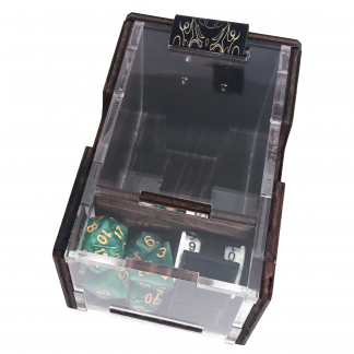 deck box card storage game counter